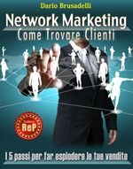 Network Marketing - Come trovare clienti