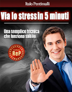 Via lo Stress in 5 minuti