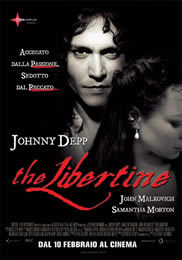 Locandina The Libertine